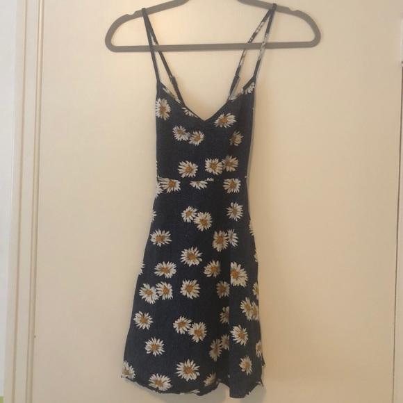 UO Sunflower Dress